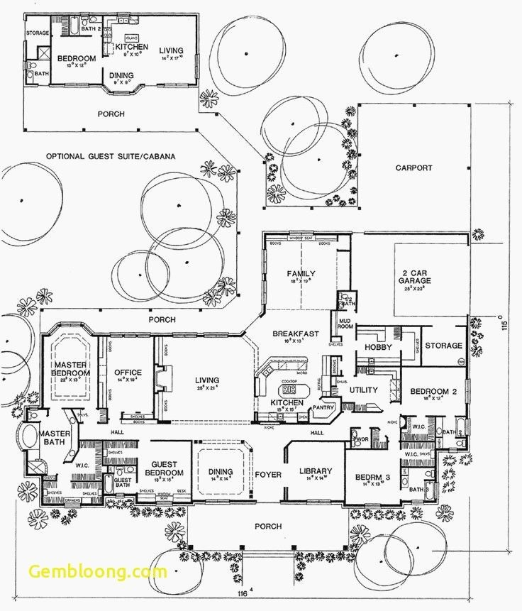 24 Unique Custom Built Home Plans House Plans One Story Traditional House Plan House Layouts