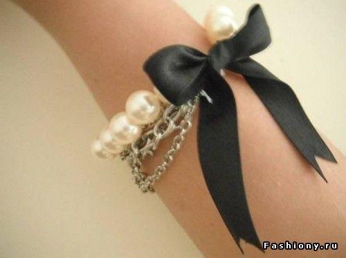 Bracelets. Tutorial.