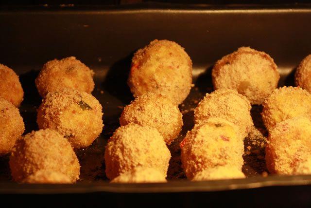 Millet croquettes | Food | Pinterest