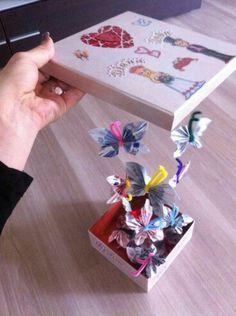 caja de mariposaa