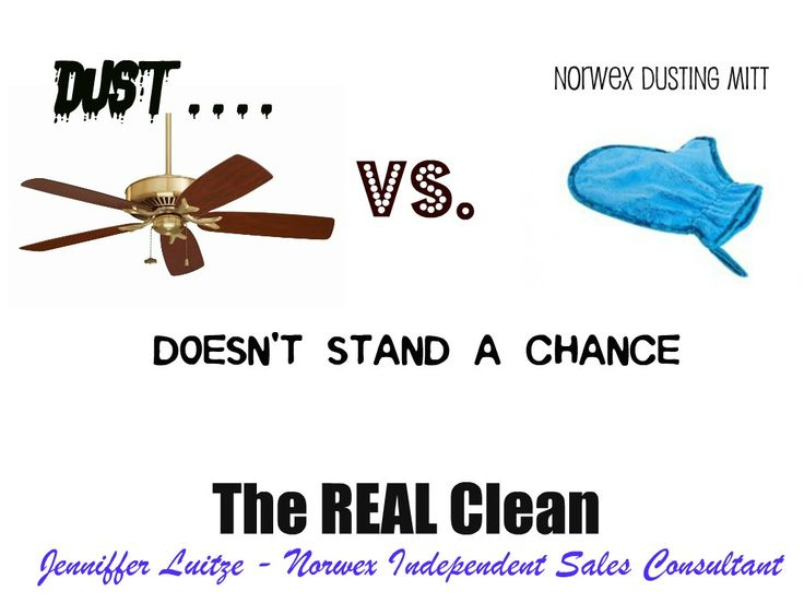 Dust Mitt, Norwex, Real Clean Has No Smell, Fans, Furniture, Chemical