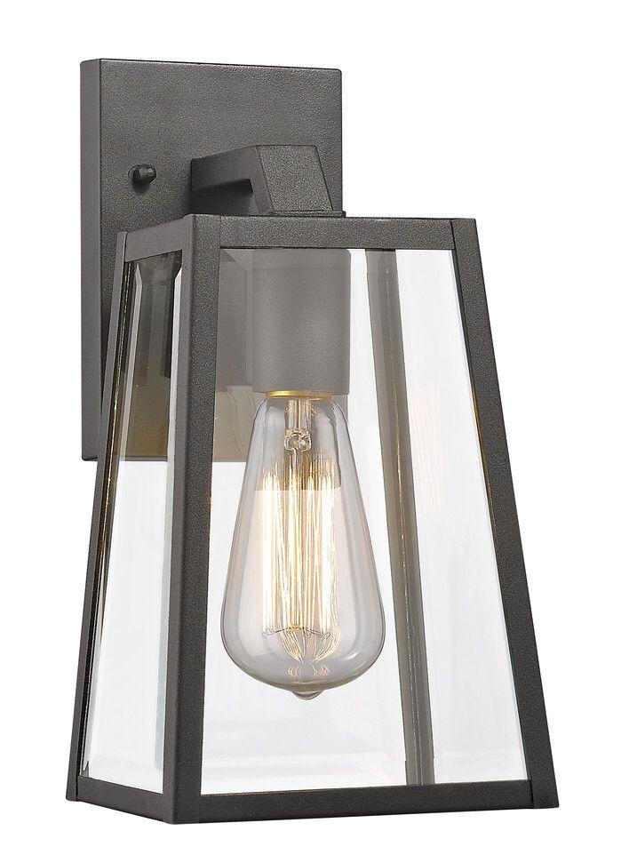 Chloe Lighting 1 Light Outdoor Wall Lantern