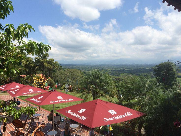 Juan Valdez Café - El Parque Del Café - Quindío , Colombia