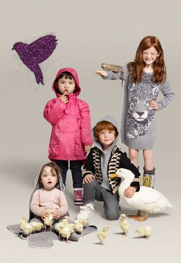 Sneak Peek: Stella McCartney for GAP Kids