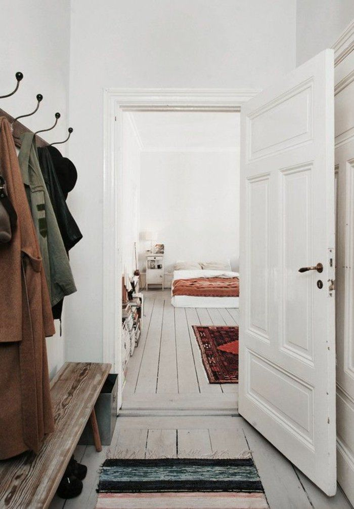 les 25 meilleures id es de la cat gorie porte manteau vintage sur pinterest int rieur de. Black Bedroom Furniture Sets. Home Design Ideas