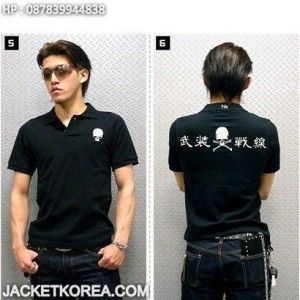 Polo Shirt Crows Zero - A4