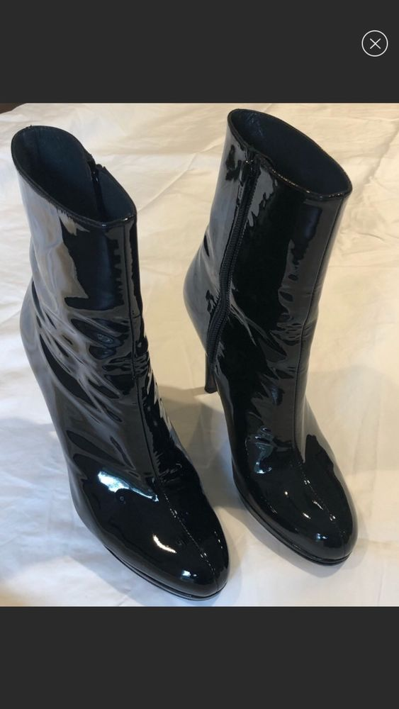 396ca7d2ff7bb Stuart Weitzman Apollo Black Patent Leather Ankle Boot! Bloggers Fav! 8!  #fashion #clothing #shoes #accessories #womensshoes #boots (ebay link)