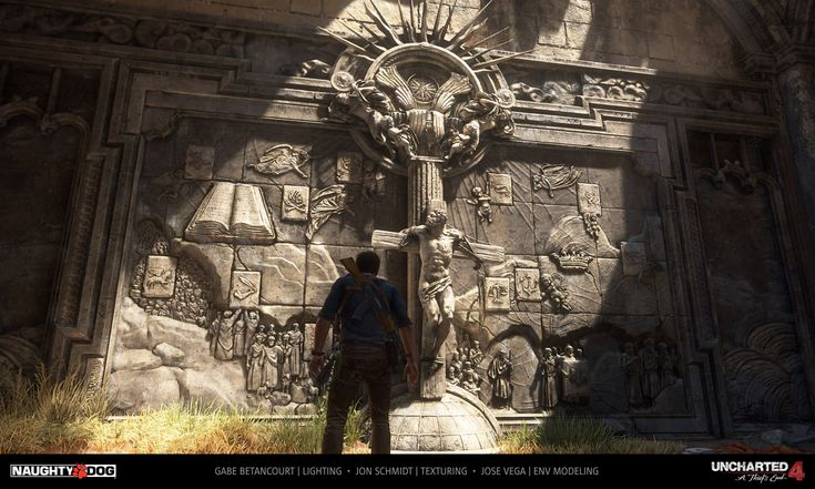 ArtStation - Uncharted 4 : 마다가스카르, Gabe Betancourt