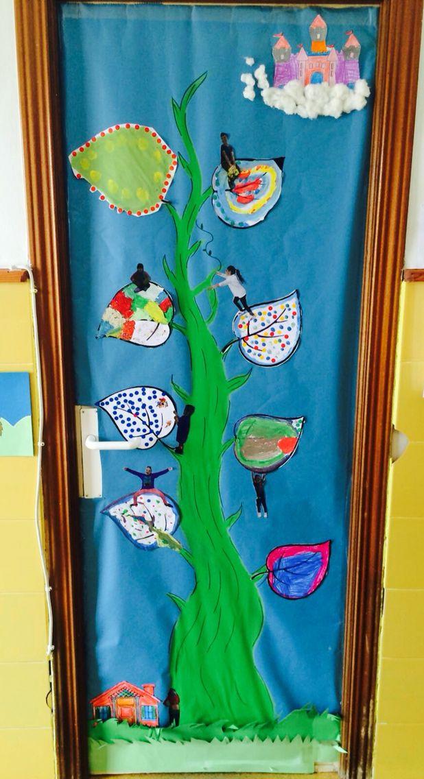 Jack y las habichuelas mágicas. Año internacional de las legumbres en el colegio.