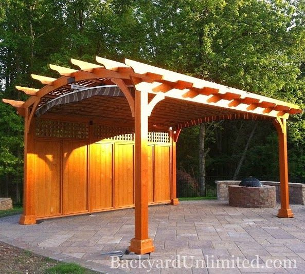 58 Best Images About Woodmode Cabinetry On Pinterest: 58 Best Pergolas Images On Pinterest