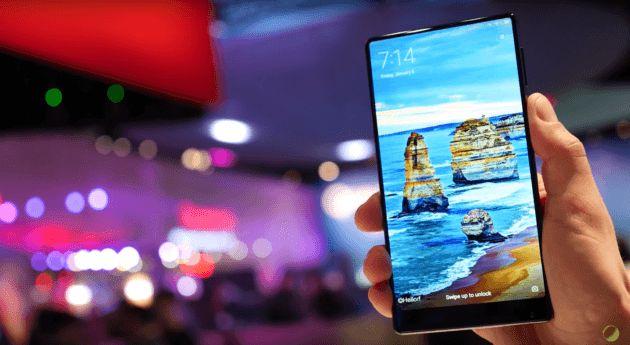 Prise en main du Xiaomi Mi MIX : sans bordures, mais encombrant - http://www.frandroid.com/events/ces/404528_prise-en-main-du-xiaomi-mi-mix-sans-bordures-mais-encombrant  #CES, #Prisesenmain, #Smartphones, #Xiaomi