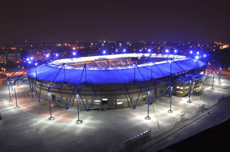 Metalist Stadium, Kharkov, Ukraine