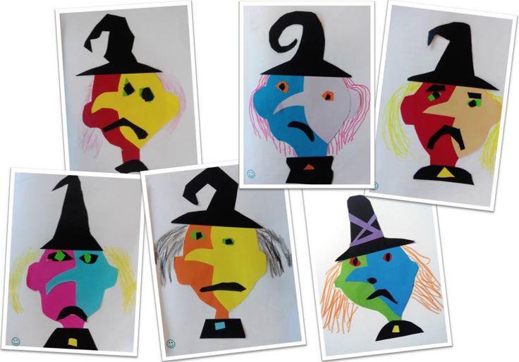 Découpage-collage pas sorcier ! Tuto ici : http://mitsouko.eklablog.com/un-collage-pas-sorcier-a103273579
