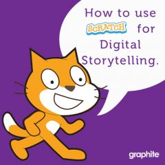Digital storytelling involves combining digital media (images, voice narration, music, text, or motion) to tell a story. Over the past few years, digital storytelling has become an increasingly popular and effective way for students to meet a range of learning goals in the classroom. Scratch, a...