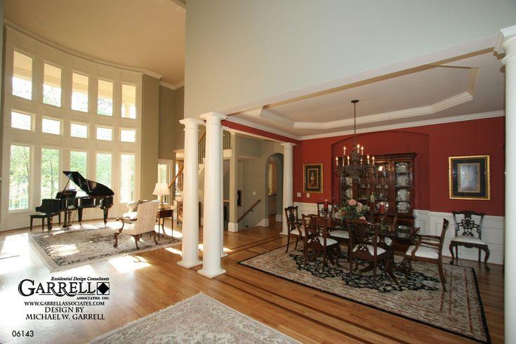 Garrell associates inc braymoore manor house plan 06143 for Grand home designs inc