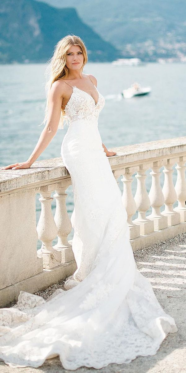24 Bridal Gowns Perfect For Any Love Story Wedding Dresses Pinterest And