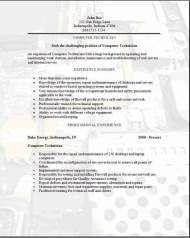 Computer Technician Resume3