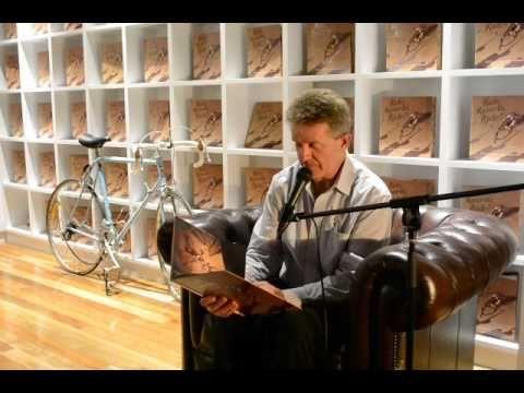 Phil Cummings reading Ride, Ricardo, Ride!