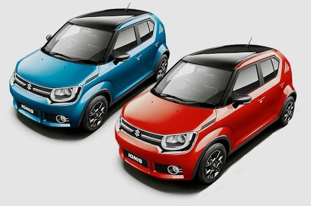 Dengan memakai bahan bakar dengan jenis bensin, Suzuki Ignis walaupun mempunyai dimensi yang kecil. Akan tetapi mobil ini telah dilengkapi dengan mesin 1190 cc. #warna #suzuki #ignis