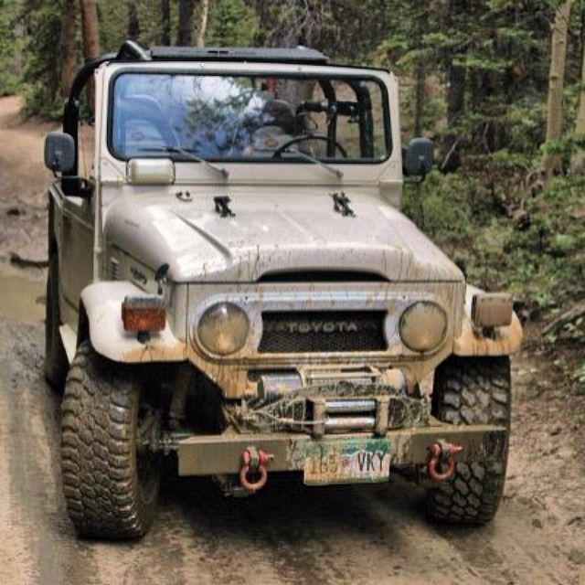 Toyota Fj40 Hardtop For Sale: 17 Best Images About Toyota Land Cruiser FJ40 On Pinterest