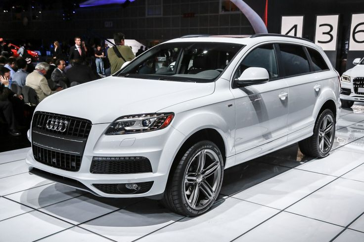2013 Audi Q7. So beautiful.