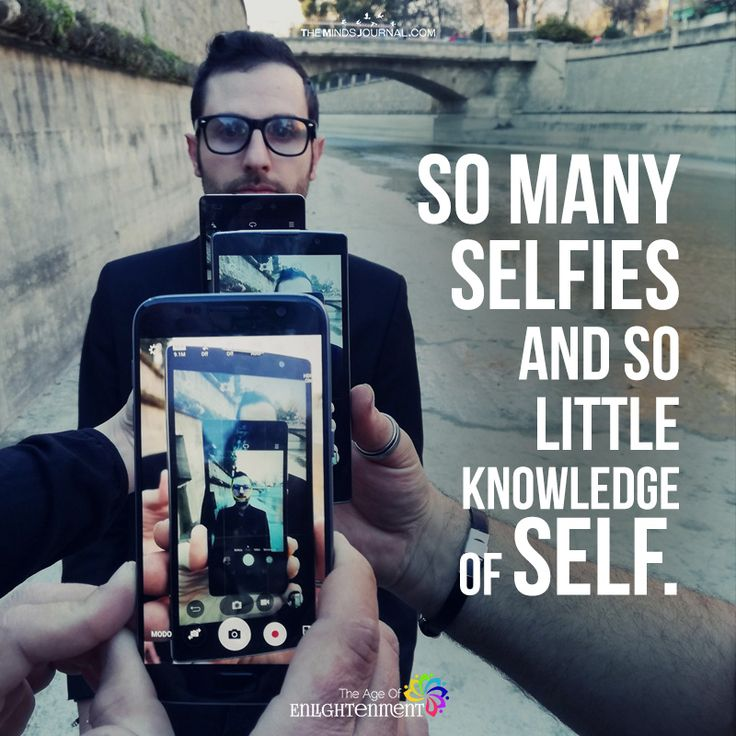 So Many Selfies - https://themindsjournal.com/so-many-selfies/