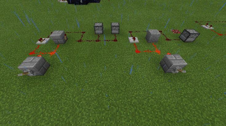 minecraft machine gun