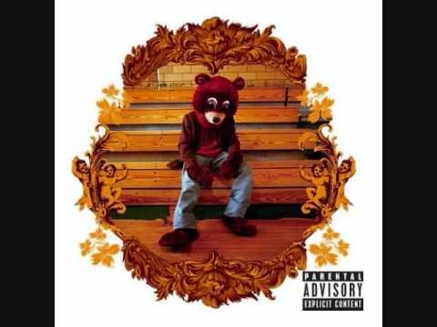 Kanye West-Never Let Me Down. 10 years later. Favorite song on here.