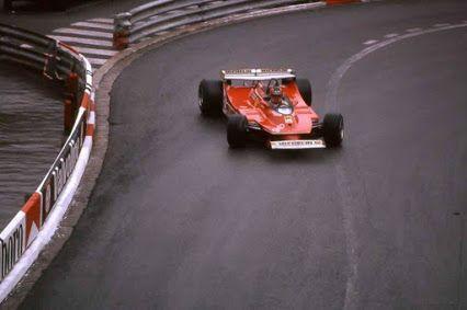 Gilles, Monaco 1980