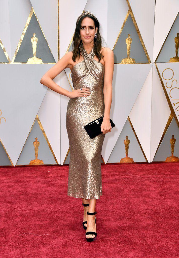 Oscars Red Carpet Dresses 2017 | POPSUGAR Fashion Photo 40  Louise Roe