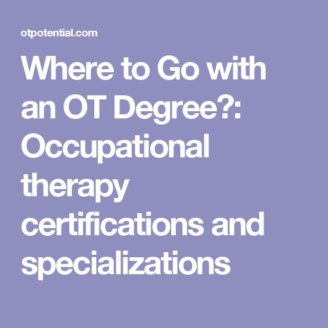 The 25+ best Occupational therapy degree ideas on Pinterest - occupational therapist job description
