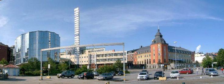 Švédsko - Örnsköldsvik