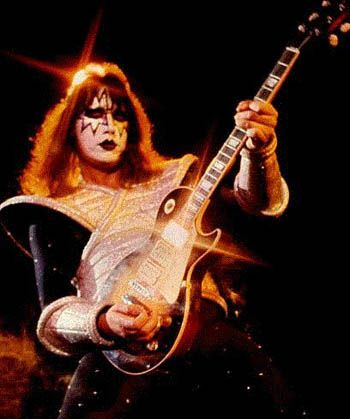 When Frehley's band, Cathedral, began earning money playing shows, Frehley dropped out of high school but he did return later to earn his diploma.