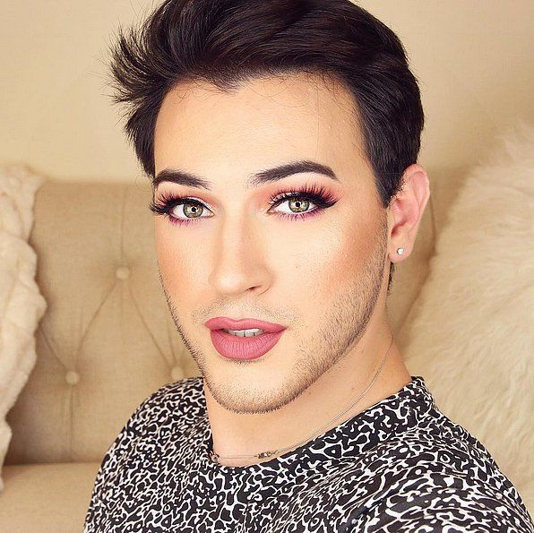 10 Beauty Boys Who Will School You on Glam Makeup Looks