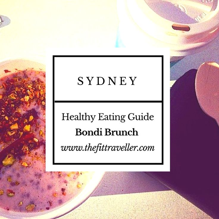 Bondi is for the beach-going beautiful people. Here is where they go for brunch.   http://www.thefittraveller.com.au/explore/road-tasting-bondi-brunch/