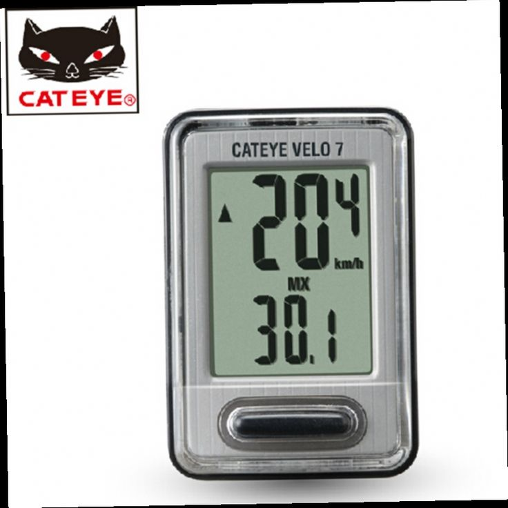 53.57$  Watch now - http://alivgl.worldwells.pw/go.php?t=2021643764 - CATEYE Bike Light Led Taillight Headlight With Wired Cyclocomputer 3 Sets Cycling Cycle Bicycle Digital Computer Odometer New