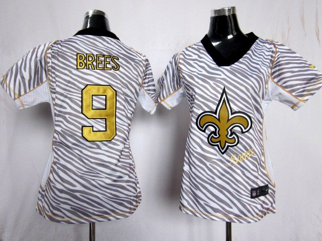nike new orleans saints 9 drew brees lights out black ornamented ... 6ed10f1fe