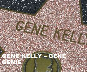 TODAY (February 2, 20 years ago) Eugene Curran 'Gene' Kelly  ,  dancer, actor, singer et al, passed away. He is remembered. To watch his 'VIDEO PORTRAIT'  'Gene Kelly - Gene Genie' in a large format, to hear 'BEST OF  Gene Kelly  Tracks' on Spotify go to  >> http://go.rvj.pm/do