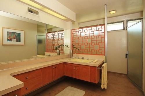 divider #retro bathroom