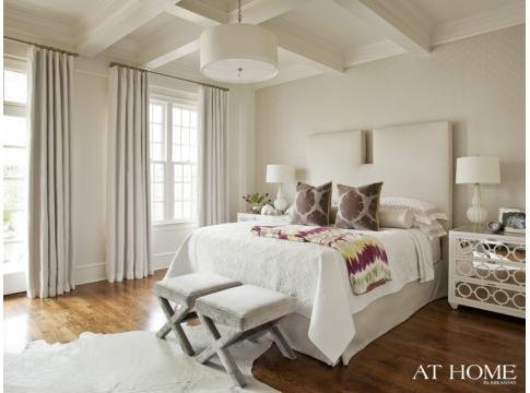 Bright Neutral Bedroom Sw Zurich White Accent Colors In