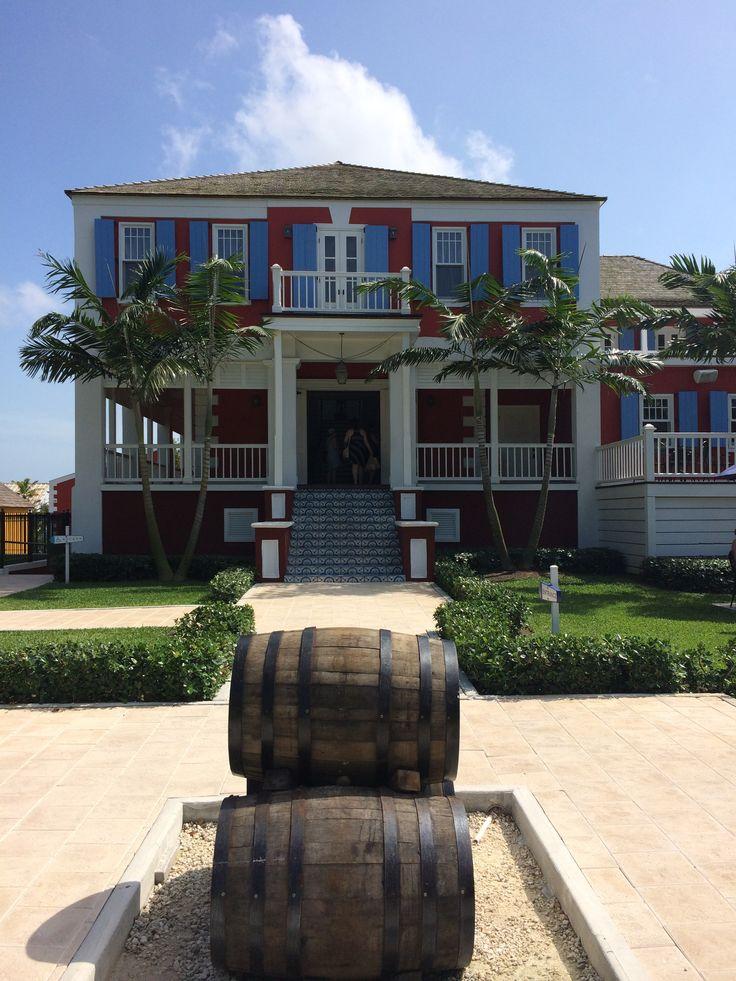 The property at John Watlings' Rum Distillery is simply ...