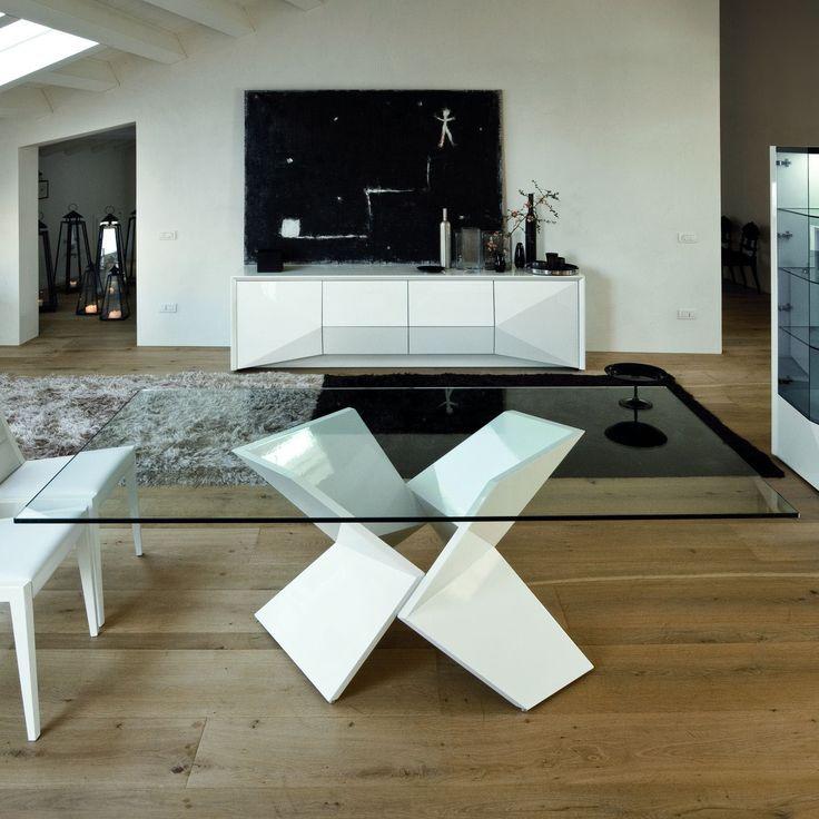 Wonderful Rossetto USA Sapphire Dining Table | AllModern