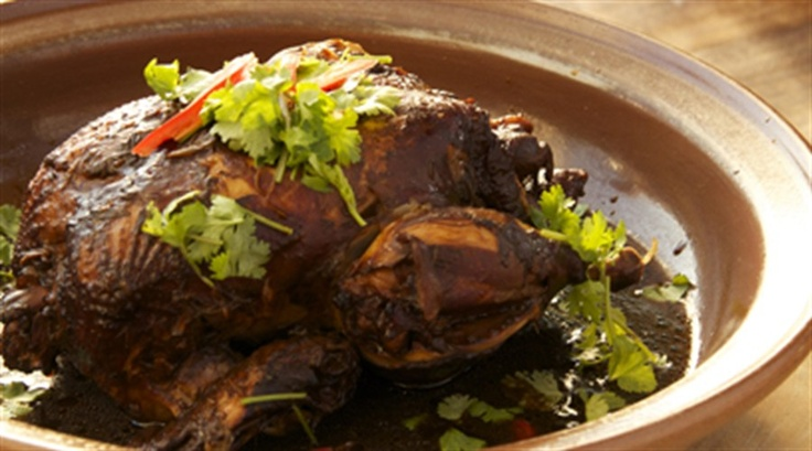 """Try 'Beggar's Chicken' recipe from Marion Grasby as seen on """"Marion's Thailand"""""""