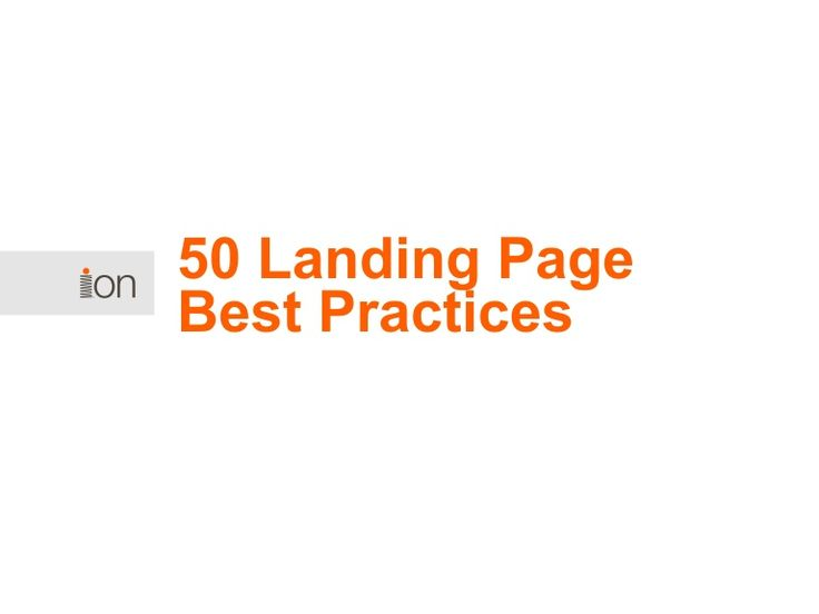 50 of our most coveted landing page best strategies: from templates to testing, targeting, messaging, and more!