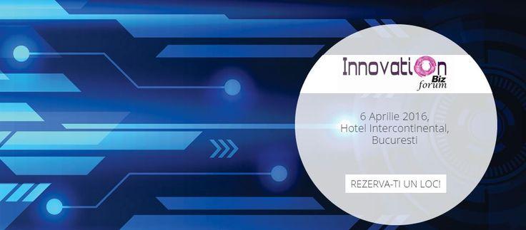 Join me at BIZ INNOVATION FORUM