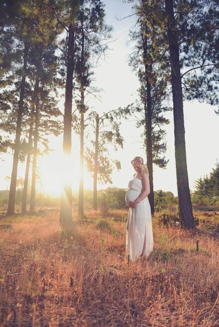 Maternity shoot Durbanville stunning mom