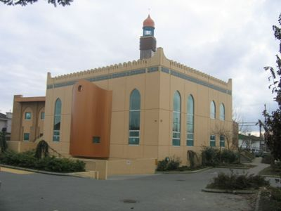 Jamia Masjid Mosque  12407 72nd Avenue, Surrey