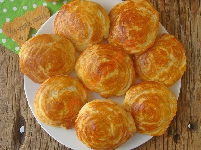 Katmerli Çörek Resimli Tarifi - Yemek Tarifleri