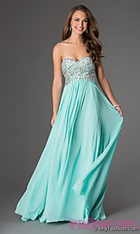 Nice Mint green prom dresses 2018-2019 Check more at http://24myfashion