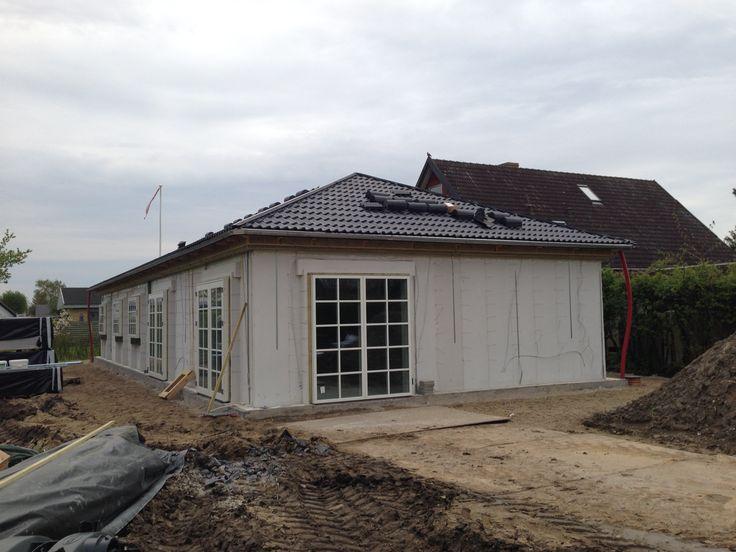 Et hus bliver til | kirkeby's Blog